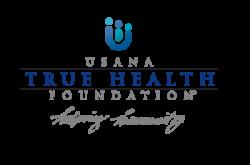 USANA True Health Foundation logo