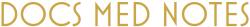 Docs Med Notes logo