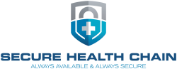 Secure Health Chain logo